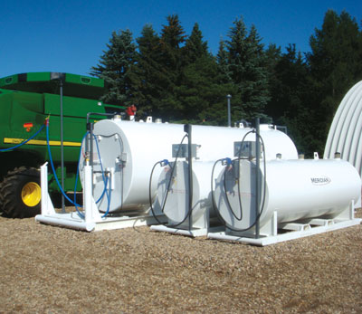 New Fuel Storage Strategies Top Crop Manager