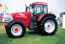 Farm equipment review top crop manager the second generation mccormick mtx features cab suspension for the first time complementing the braked independent suspension front axle available on most publicscrutiny Gallery
