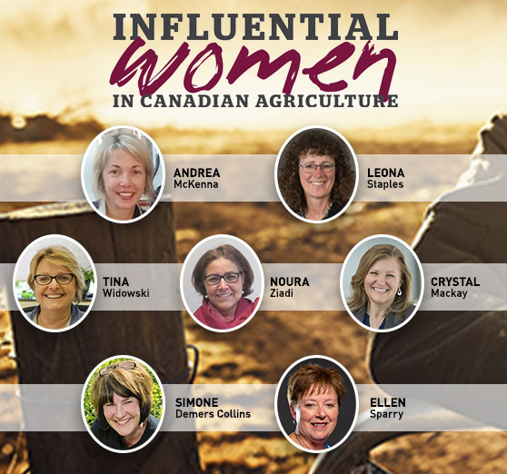 Women in AG